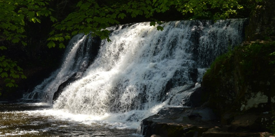 Wadsworth Falls, Middlefield, Connecticut