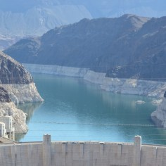 Another view of the Hoover Dam