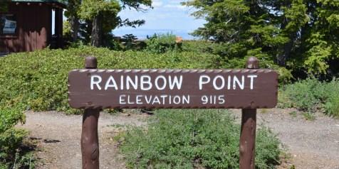Bryce Canyon N.P. - Rainbow Point