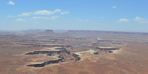 Canyonlands N.P. - Green River overlook