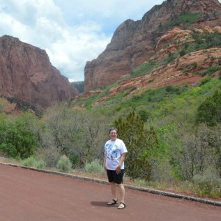 Kolob Canyon and Connie