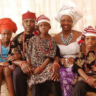 igbo family proverbs image