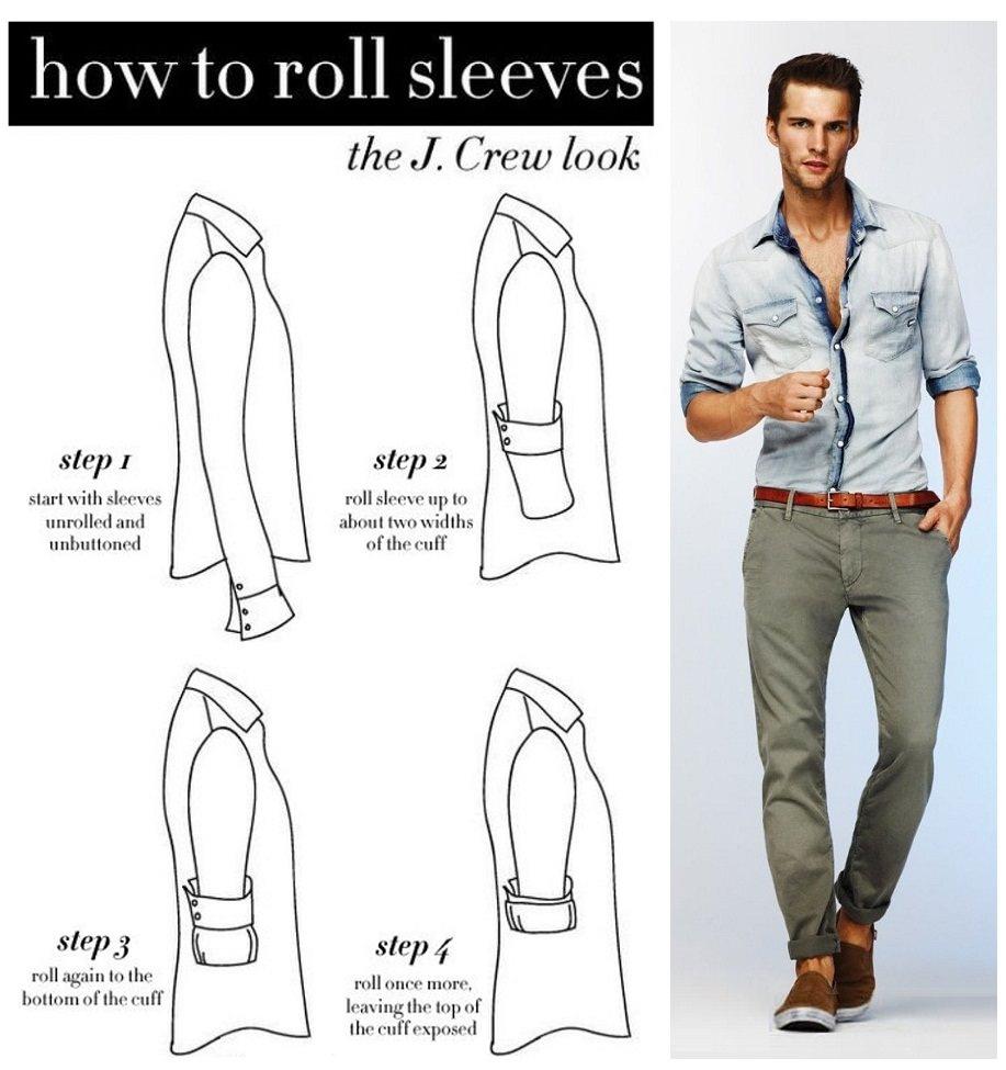fashion info graphics