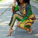kenyan kitenge styles
