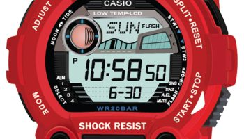 Casio G-Shock Rescue Big Case Watch