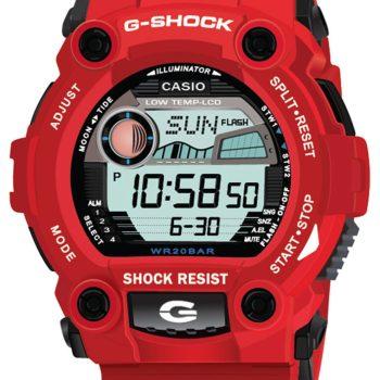 Casio G-Shock Rescue Big Case Watch