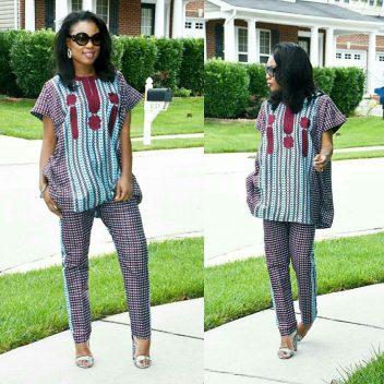 agbada styles ladies