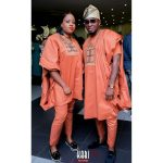 agbada styles couple