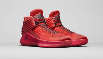 Air Jordan 32: Air Jordan XXXII 'Rossa Corsa' Review
