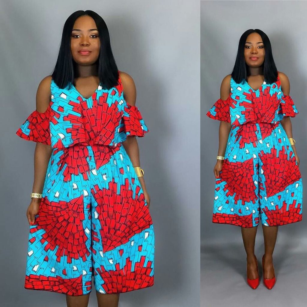 African Dress Designs For Classy Women September 2018