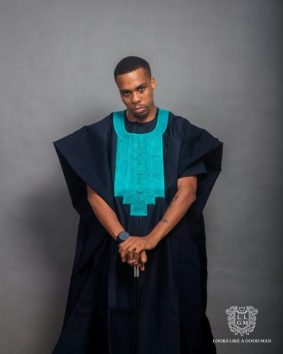 Nigerian men's traditional fashion styles
