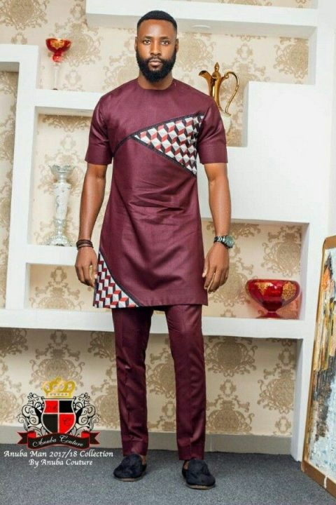 Nigerian Mens Traditional Fashion Styles March 2018