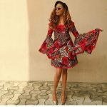 Trendy Styles Made With Ankara For Ladies