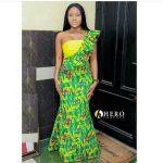 Trendy Styles Made With Ankara For Ladies 2