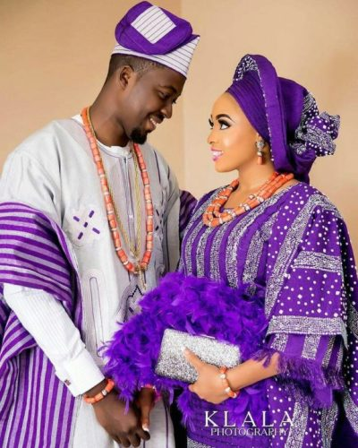 Yoruba traditional wedding attire (10)