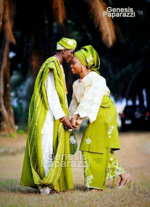 Yoruba Traditional Wedding Attire 2018 Couture Crib