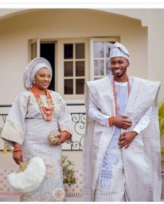 Yoruba traditional wedding attire (30)