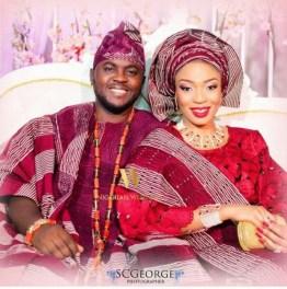 Yoruba traditional wedding attire (45)