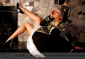 Evgenia Luzhina-Salazar fashion design