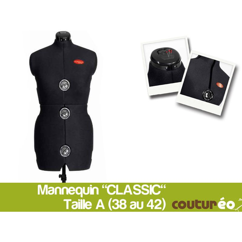 Mannequin De Couture Classic A Taille 36 42 Coutureo