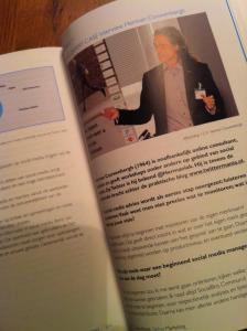 Bijdrage aan Handboek Online Marketing derde editie