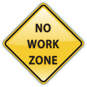 Is Grace a Work Free Zone?