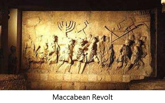 Image result for the archeology of Judah Maccabee revolt