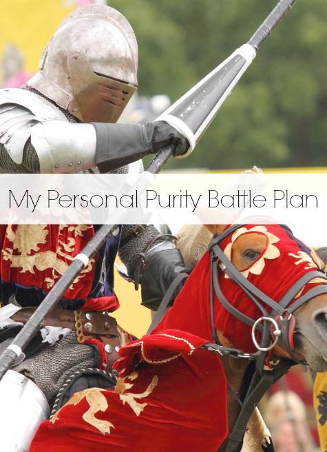 Personal Purity Battle Plan