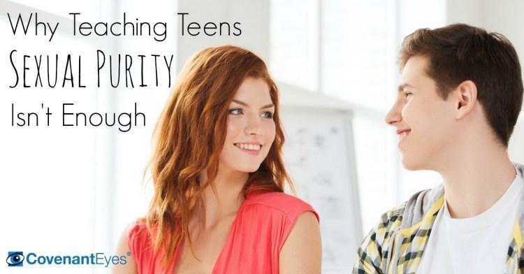 Teaching Teens Sexual Purity