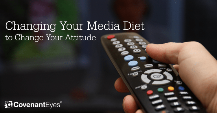 Change your media diet