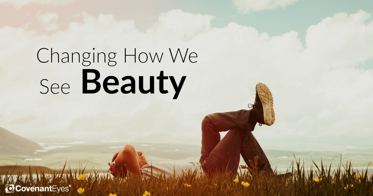 changing how we see beauty