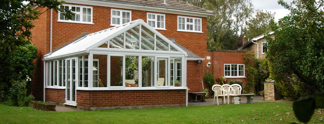 Gable conservatory Coventry Conservatories