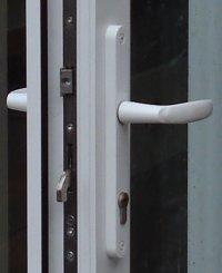 Conservatory repairs-Door locks repaired