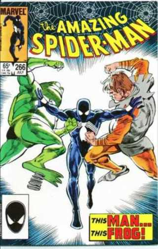 The Amazing Spider-Man #266 (1985)