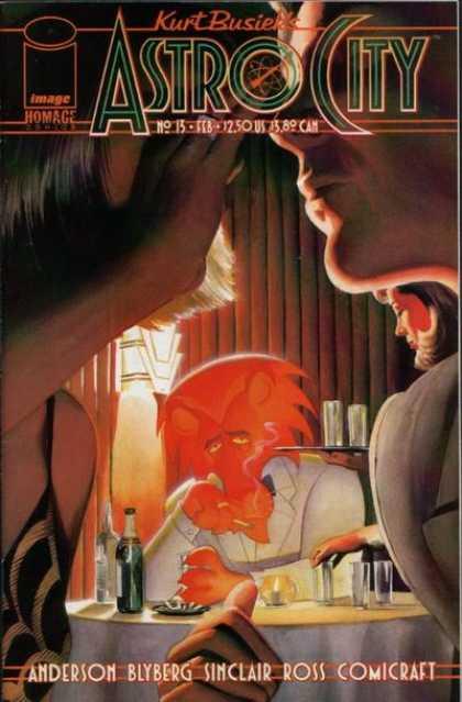 Astro City 13