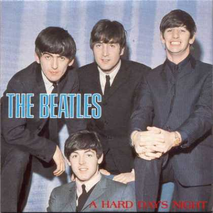 Beatles - The Beatles - A Hard Day's Night