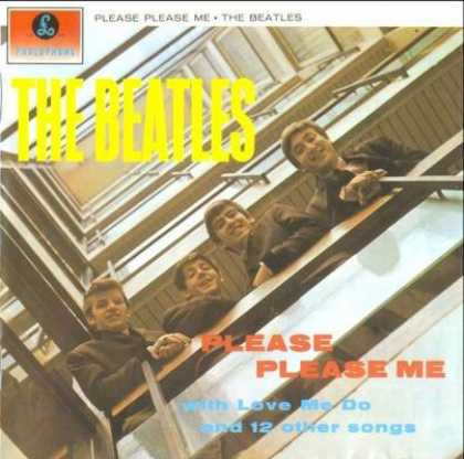 Beatles - Beatles Please Please Me