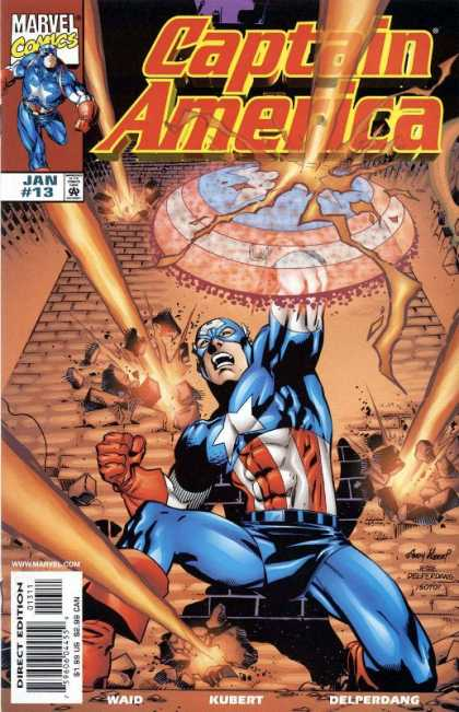 Captain America (1998) 13 - Andy Kubert