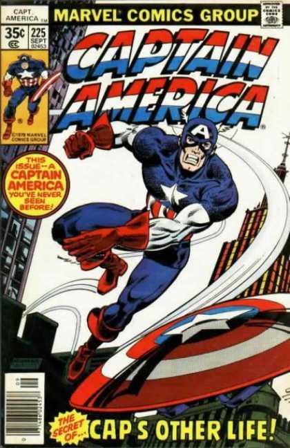 Captain America 225