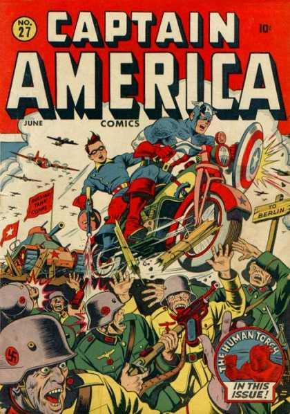 Capt America 27