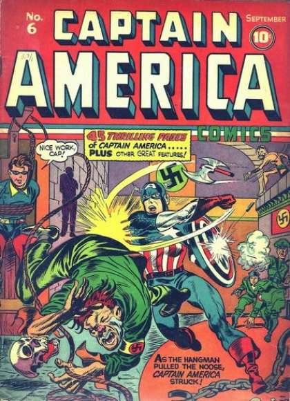 Capt America 6