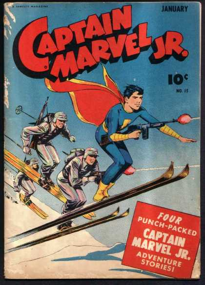 Capt Marvel Jr 15