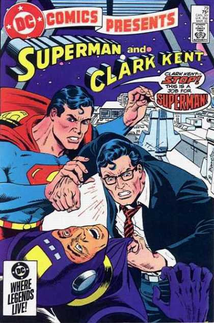 DC Comics Presents 79