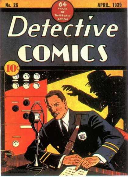 Detective Comics #26