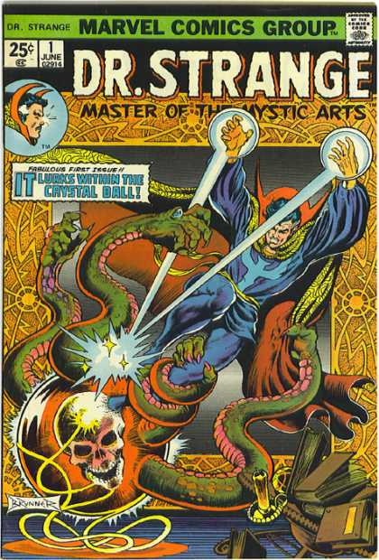 Doctor Strange 1 - Skull - Books - Candle