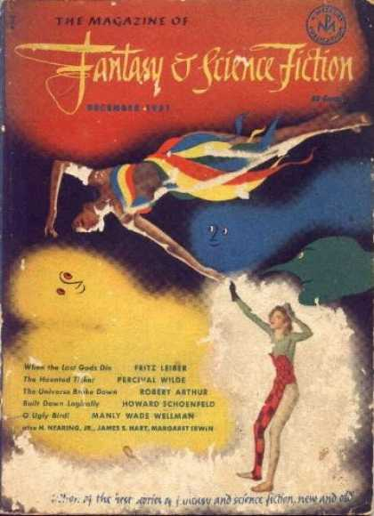 Fantasy and Science Fiction 11