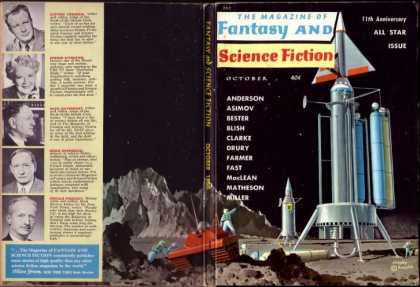 Fantasy and Science Fiction 113