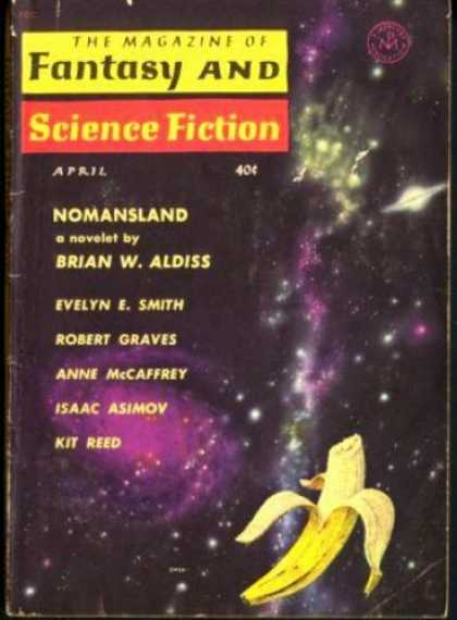 Fantasy and Science Fiction 119