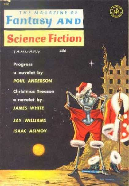 Fantasy and Science Fiction 128