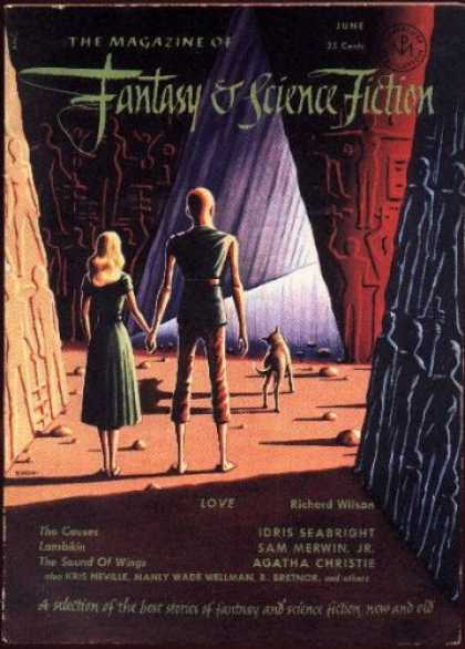 Fantasy and Science Fiction 14
